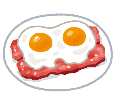 food_bacon_egg