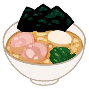 【画像】海苔のせまくりのラーメンwww & なんJ家系ラーメンの海苔スープでヒタヒタにしてご飯に巻いて食べるの好き部