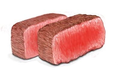 【閲覧注意】ワイのステーキを評価してや & ワイのステーキをまた!評価してや