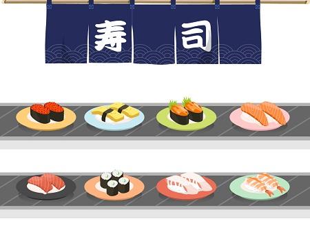くら寿司が北海道に進出で47都道府県制覇。お前らのおすすめ回転寿司は?
