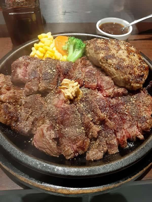 【悲報】いきなりステーキさん、改悪を重ねついに王に見捨てられてしまう・・・