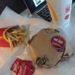 【海外】マクドナルド行ってきたぞ【ビーフバーベキューバーガー】