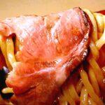 話題のローストビーフ油そばも登場 肉業界で話題のキーワード 沸騰ワード10